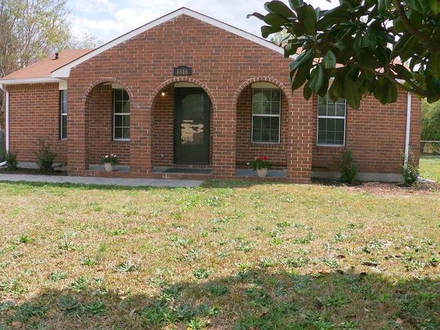 1816 Rhonda Drive, Augusta, GA 30906 (MLS #467687) :: McArthur & Barnes Partners | Meybohm Real Estate