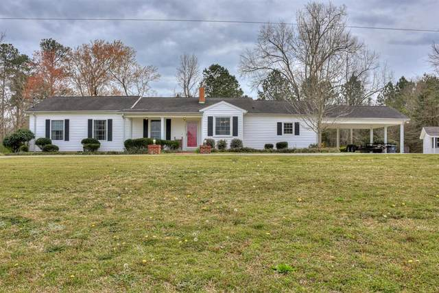 1423 Augusta Hwy, Lincolnton, GA 30817 (MLS #467693) :: Melton Realty Partners