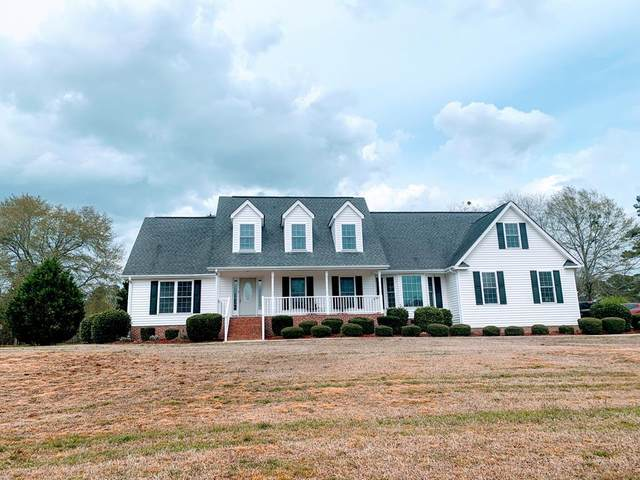 293 Pine Ridge Drive, Edgefield, SC 29824 (MLS #467718) :: RE/MAX River Realty