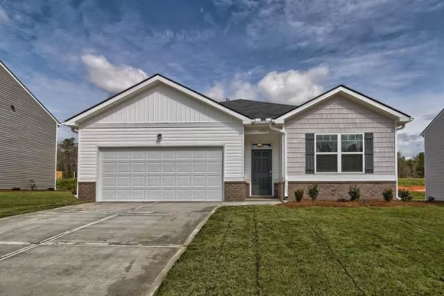 309 Donnington Court, Aiken, SC 29801 (MLS #467719) :: Rose Evans Real Estate