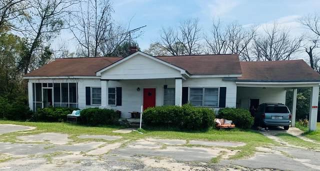 176 Jones Street, Midville, GA 30441 (MLS #467744) :: McArthur & Barnes Partners | Meybohm Real Estate