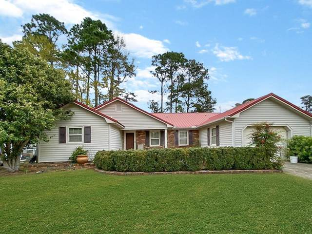 542 Palm Drive S, Aiken, SC 29803 (MLS #467761) :: Melton Realty Partners