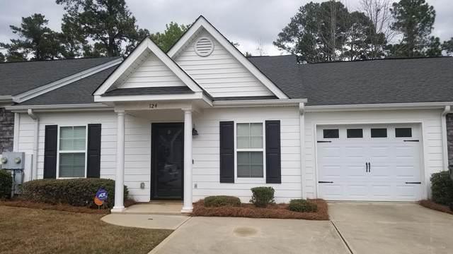 124 York Way, Augusta, GA 30909 (MLS #467765) :: McArthur & Barnes Partners | Meybohm Real Estate