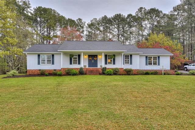 210 Lillian Sims Drive, Lincolnton, GA 30817 (MLS #467797) :: Melton Realty Partners