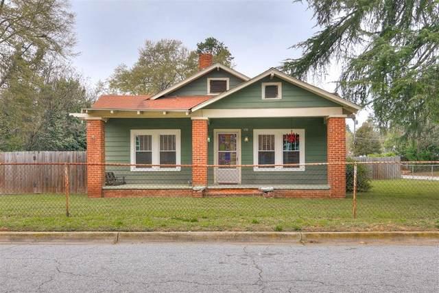 1801 Maryland Avenue, Augusta, GA 30904 (MLS #467808) :: Southeastern Residential