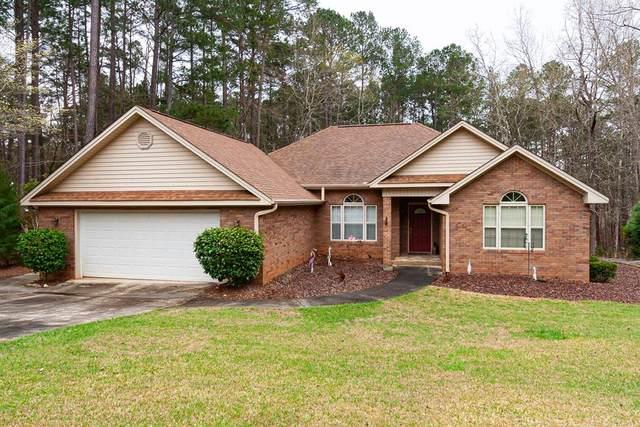 177 W Tara Drive, McCormick, SC 29835 (MLS #467834) :: McArthur & Barnes Partners | Meybohm Real Estate