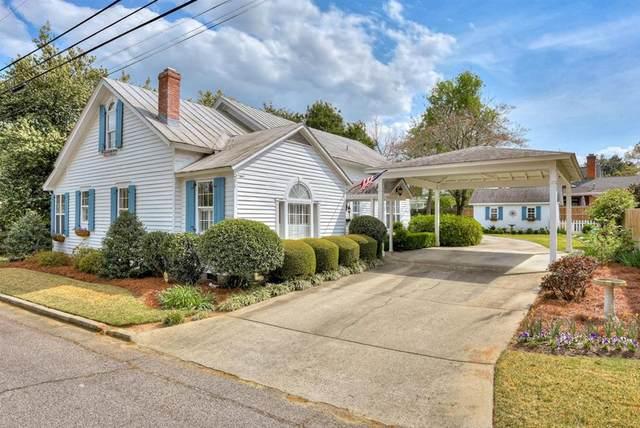 2318 Williams Street, Augusta, GA 30904 (MLS #467866) :: Young & Partners