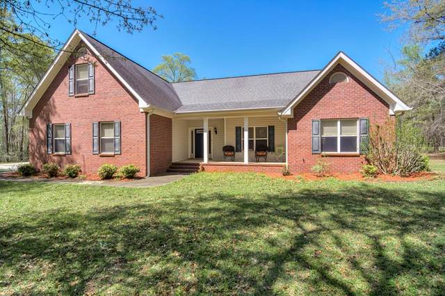 257 Windsor Way, Thomson, GA 30824 (MLS #467892) :: The Starnes Group LLC