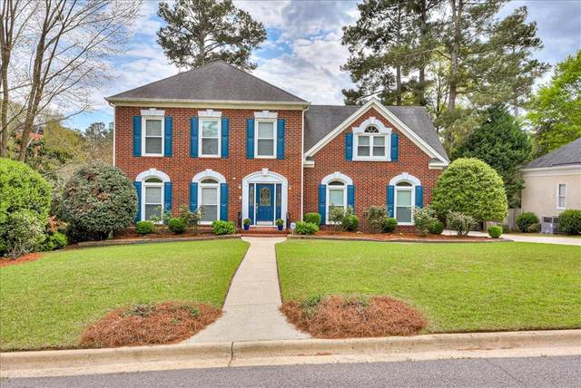 3498 Rhodes Hill Drive, Martinez, GA 30907 (MLS #467919) :: Shannon Rollings Real Estate