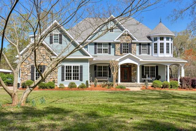 1737 Plantation Point Drive, Lincolnton, GA 30807 (MLS #467927) :: Young & Partners