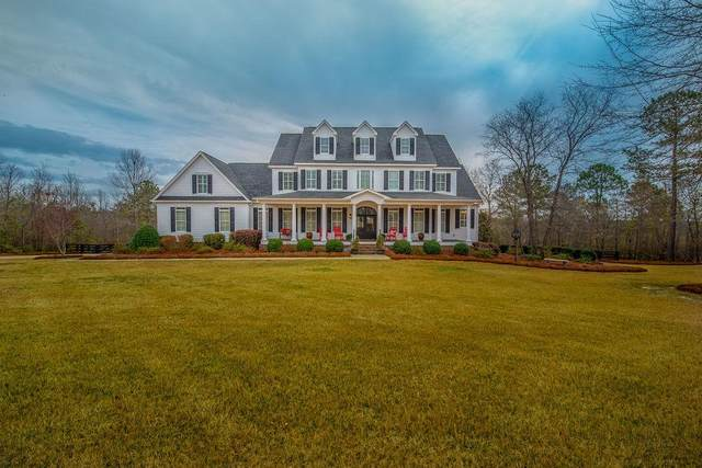 396 Sorrell Red Court, Warrenville, SC 29851 (MLS #467929) :: The Starnes Group LLC