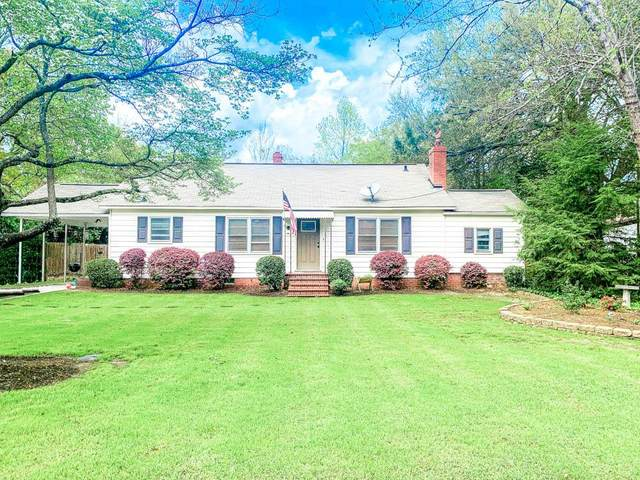 1122 Hilltop Avenue, Aiken, SC 29801 (MLS #467954) :: Melton Realty Partners