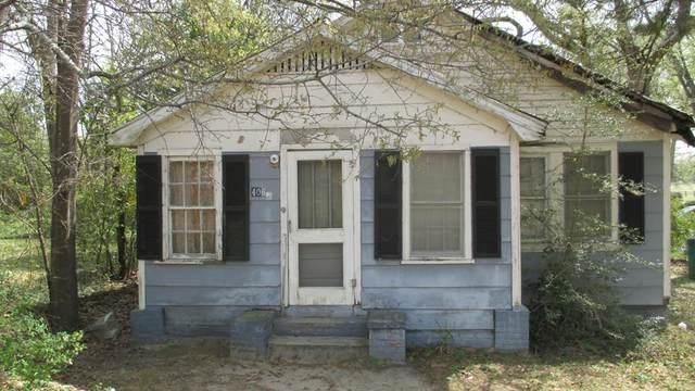 406 NE Sumter Street, Aiken, SC 29801 (MLS #467959) :: Southeastern Residential