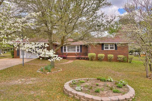 210 Forest Drive, North Augusta, SC 29841 (MLS #467981) :: The Starnes Group LLC