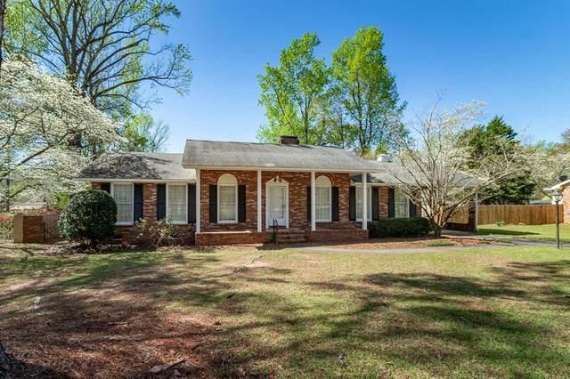 612 Edgewood Drive, Waynesboro, GA 30830 (MLS #467982) :: McArthur & Barnes Partners | Meybohm Real Estate