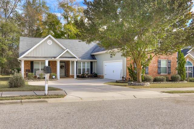 312 Palamon Drive, Grovetown, GA 30813 (MLS #467997) :: The Starnes Group LLC