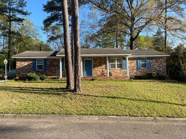3203 River Oaks Road, Augusta, GA 30909 (MLS #468009) :: McArthur & Barnes Partners | Meybohm Real Estate