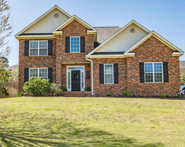 619 Surrey Lane, Martinez, GA 30907 (MLS #468051) :: Rose Evans Real Estate