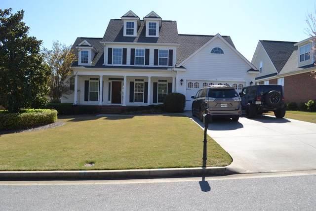 322 Bellhaven Drive, Evans, GA 30809 (MLS #468052) :: Melton Realty Partners