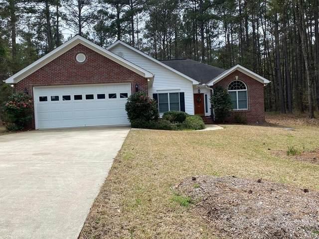 208 Fairway Drive, McCormick, SC 29835 (MLS #468065) :: McArthur & Barnes Partners | Meybohm Real Estate