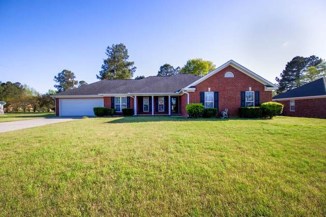 1212 Hallman Drive, Hephzibah, GA 30815 (MLS #468075) :: Tonda Booker Real Estate Sales