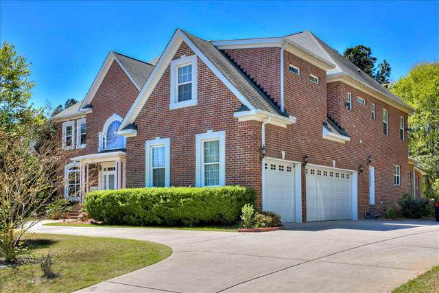 623 Emerald Crossing, Evans, GA 30809 (MLS #468077) :: Young & Partners