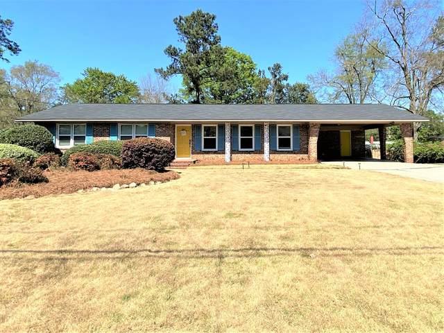 2709 Rosewood Drive, Augusta, GA 30909 (MLS #468087) :: Southeastern Residential