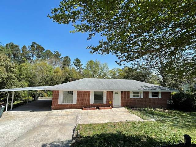 3015 Thomas Lane, Augusta, GA 30909 (MLS #468097) :: RE/MAX River Realty