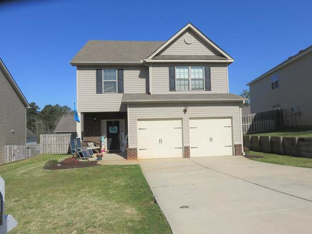 340 Congling Circle, Grovetown, GA 30813 (MLS #468111) :: Melton Realty Partners