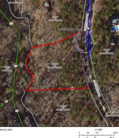 305 Canterbury Drive, Evans, GA 30809 (MLS #468206) :: Tonda Booker Real Estate Sales