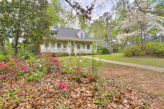 101 Coventry Circle, North Augusta, SC 29860 (MLS #468215) :: Young & Partners