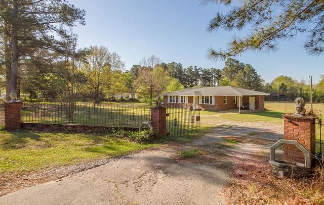 2974 Ulm Road, Hephzibah, GA 30815 (MLS #468221) :: Tonda Booker Real Estate Sales