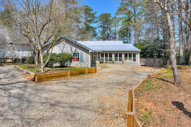 1695 Buckhead Road, Tignall, GA 30668 (MLS #468231) :: McArthur & Barnes Partners | Meybohm Real Estate