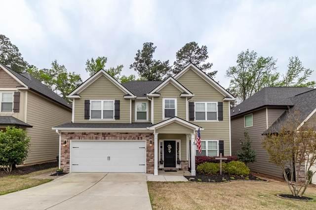 218 Ryan Lane, Evans, GA 30809 (MLS #468248) :: Tonda Booker Real Estate Sales