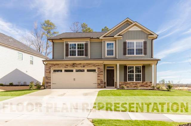 1281 Cobblefield Drive, Grovetown, GA 30813 (MLS #468257) :: Young & Partners