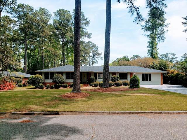 610 Canterbury Drive, Augusta, GA 30909 (MLS #468258) :: Rose Evans Real Estate