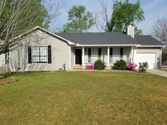 691 Wellington Drive, Evans, GA 30809 (MLS #468269) :: Better Homes and Gardens Real Estate Executive Partners