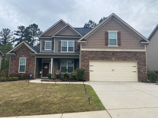 706 Coventry Avenue, Grovetown, GA 30813 (MLS #468272) :: Young & Partners