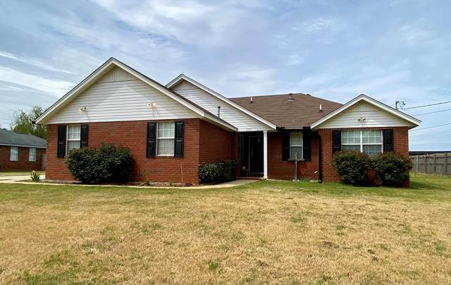 2023 Mims Road, Hephzibah, GA 30815 (MLS #468273) :: McArthur & Barnes Partners | Meybohm Real Estate