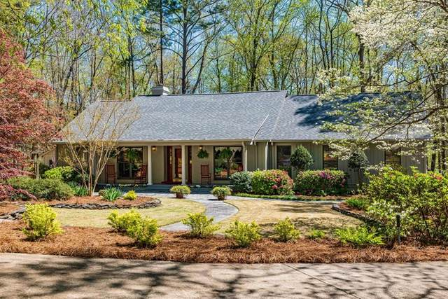 767 Rocky Branch Lane, Evans, GA 30809 (MLS #468291) :: Shannon Rollings Real Estate