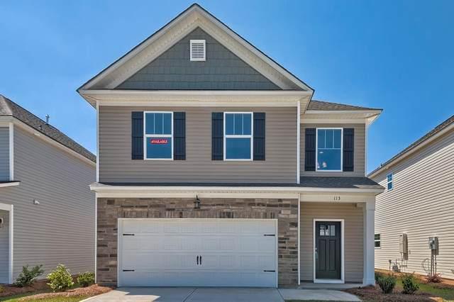 812 Delta Lane, Aiken, SC 29801 (MLS #468303) :: For Sale By Joe | Meybohm Real Estate