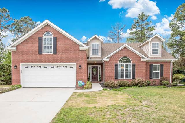158 Swallow Lake Drive, North Augusta, SC 29841 (MLS #468304) :: RE/MAX River Realty