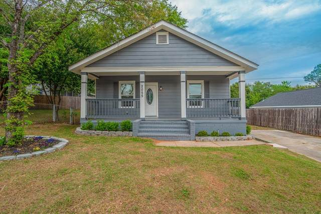 2055 Starnes Street, Augusta, GA 30904 (MLS #468308) :: Tonda Booker Real Estate Sales