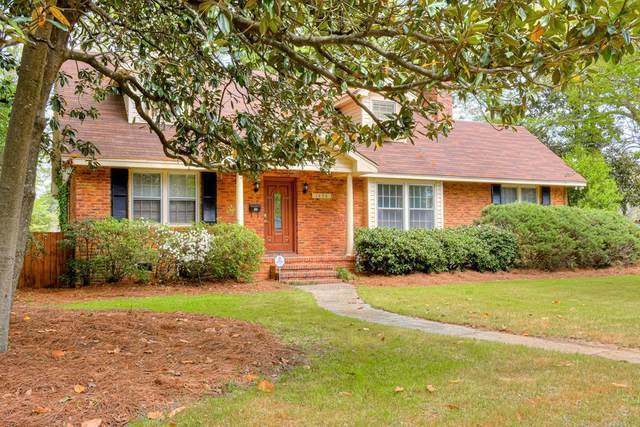 1496 Lyon Drive Se, Aiken, SC 29801 (MLS #468315) :: Rose Evans Real Estate