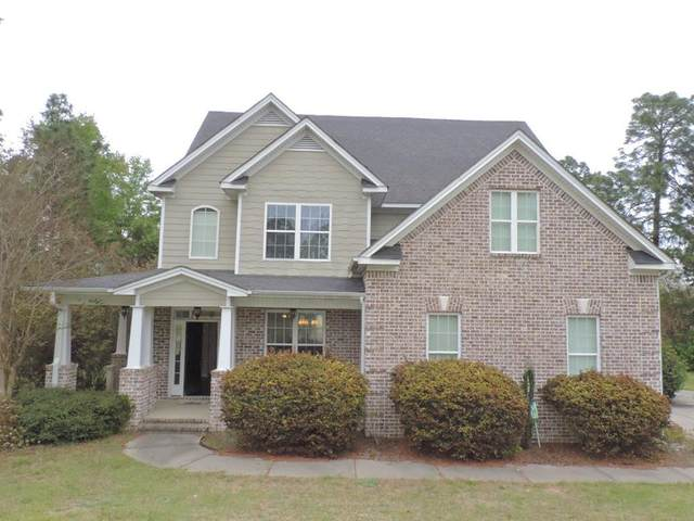 144 Saddlebrook Drive, Graniteville, SC 29829 (MLS #468317) :: Young & Partners