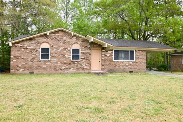 3520 Windermere Drive, Hephzibah, GA 30815 (MLS #468322) :: Tonda Booker Real Estate Sales
