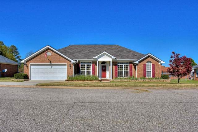 4305 Felmellow Drive, Grovetown, GA 30815 (MLS #468332) :: McArthur & Barnes Partners | Meybohm Real Estate