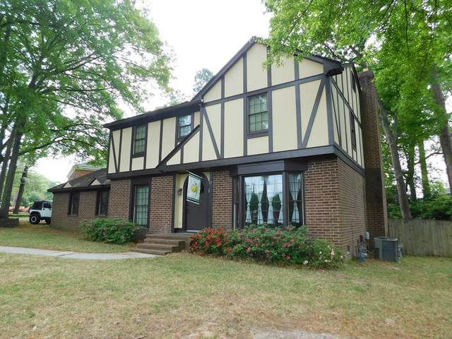 3301 Sugar Mill Road, Augusta, GA 30907 (MLS #468335) :: McArthur & Barnes Partners | Meybohm Real Estate