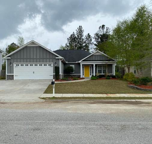 459 Sebastian Drive, Grovetown, GA 30813 (MLS #468338) :: Shannon Rollings Real Estate