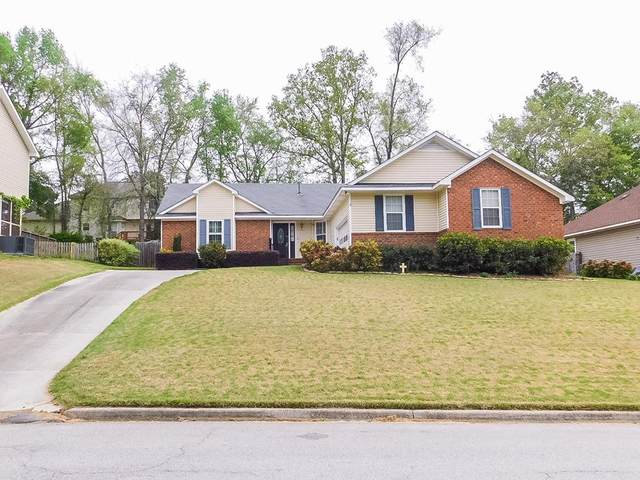 893 Chase Road, Evans, GA 30809 (MLS #468340) :: Shannon Rollings Real Estate
